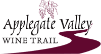 Applegate Valley Wine Trail Logo