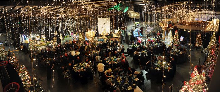 Grand Auction Panorama
