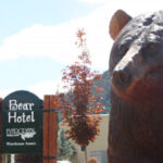 Bear Hotel, Grants Pass, Oregon