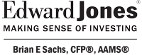 Edward Jones - Brian Sachs Logo