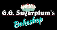 G.G. Sugarplum's Bakeshop Logo