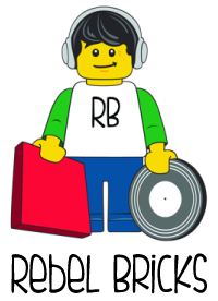 Rebel Bricks Logo