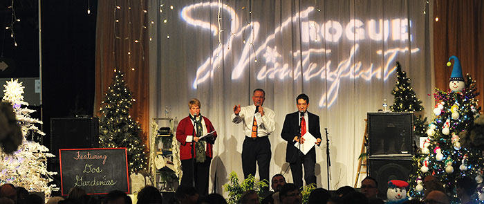 Rogue Winterfest 2012 Events: Gala and Grand Auction, Live Auction