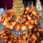 Rogue Winterfest 2016 Culinary Christmas Classic Bacon-Wrapped Hors d'Oeuvres