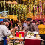 Rogue Winterfest 2016 Culinary Christmas Classic Food Service and Dazzling Lights