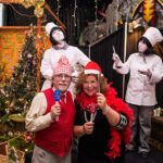 Rogue Winterfest 2016 Culinary Christmas Classic Sue Price and Peter