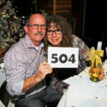 Rogue Winterfest 2016 Gala and Grand Auction Bidder #504