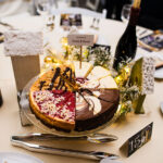 Rogue Winterfest 2016 Gala and Grand Auction Harry and David Cake Slices