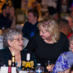 Rogue Winterfest 2016 Gala and Grand Auction Mary Lynne deRocher with Lee Good
