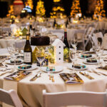 Rogue Winterfest 2016 Gala and Grand Auction Set Tables