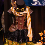 Rogue Winterfest 2016 Gala and Grand Auction Steampunk Bodice Tree