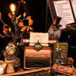 Rogue Winterfest 2016 Gala and Grand Auction Steampunk Royal Typewriter Scene