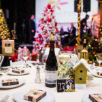 Rogue Winterfest 2016 Gala and Grand Auction Table 17 with Plaisance Ranch