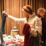 Rogue Winterfest 2016 Golden Social Scarves for Auction