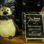 Rogue Winterfest 2016 Trees A Woodland Christmas Penguin
