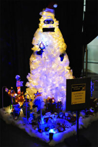 Rogue Winterfest 2016 Trees Bumble and Friends