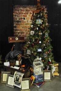 Rogue Winterfest 2016 Trees Happy Hol Mem of Hogwarts Full Tree