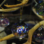Rogue Winterfest 2016 Trees Juxtaposition Ornaments Closeup