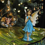 Rogue Winterfest 2016 Trees Secret World of Fairies Blue Fairy