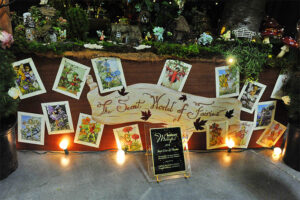 Rogue Winterfest 2016 Trees Secret World of Fairies Cards