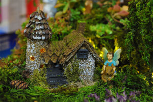 Rogue Winterfest 2016 Trees Secret World of Fairies House Male Fairy