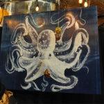 Rogue Winterfest 2016 Trees Steampunk Night Steamed Up Octopus Art