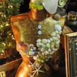 Rogue Winterfest 2016 Trees Steampunk Night Steamed Up Shell Head Bodice