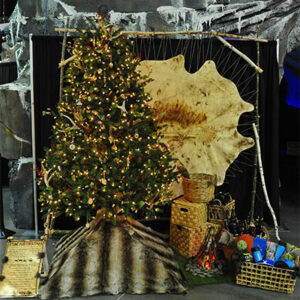 Rogue Winterfest 2016 Trees Stone Age Christmas Full Tree