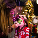 Rogue Winterfest 2016 Weekend Holiday Events Artist Face Painting Cloe