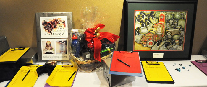 Silent Auction, Rogue Winterfest 2011